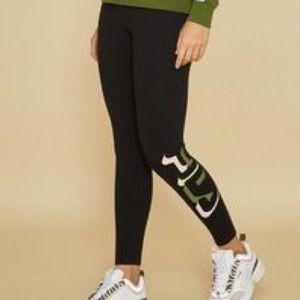 Fila x Bandier leggings size small